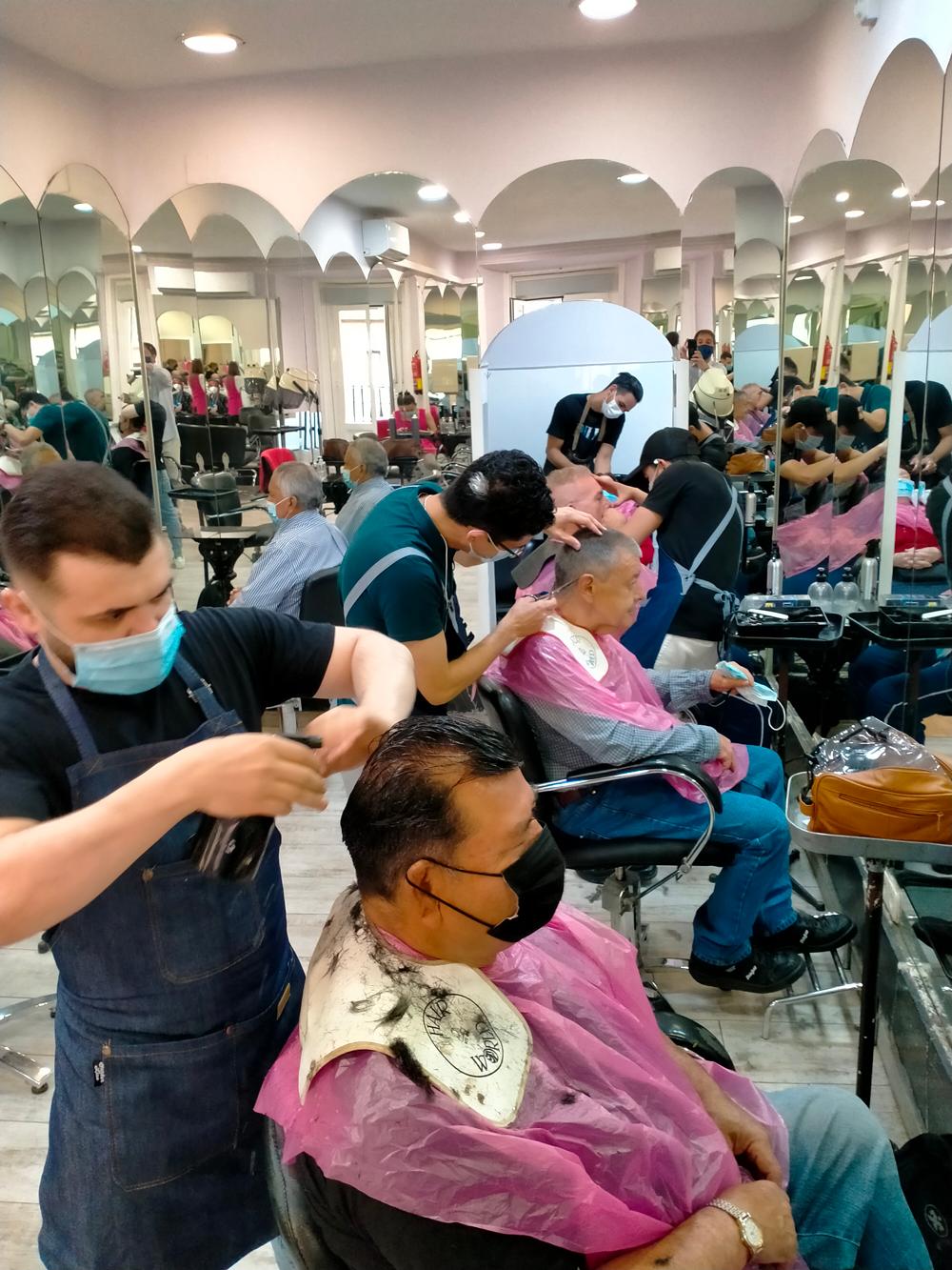 Practicas Barbería